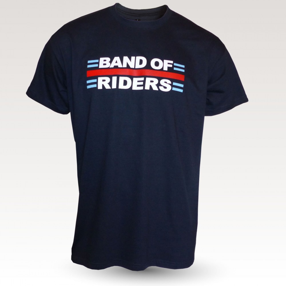 MTB Coton Tee-shirt : Band of Riders racing team