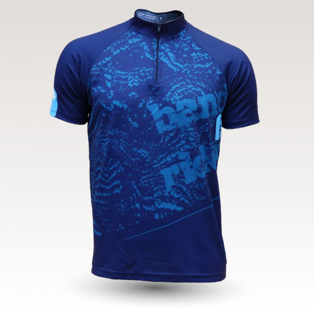 short sleeves original MTB downhill DH jersey, technical fabric jersey, most confortable MTB jersey,  offroad