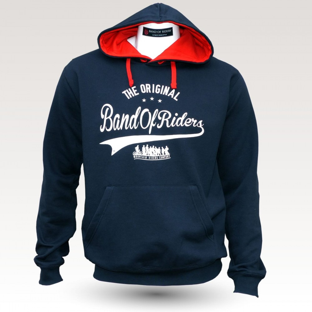 Sweat shirt VTT Band of Riders The original Navy