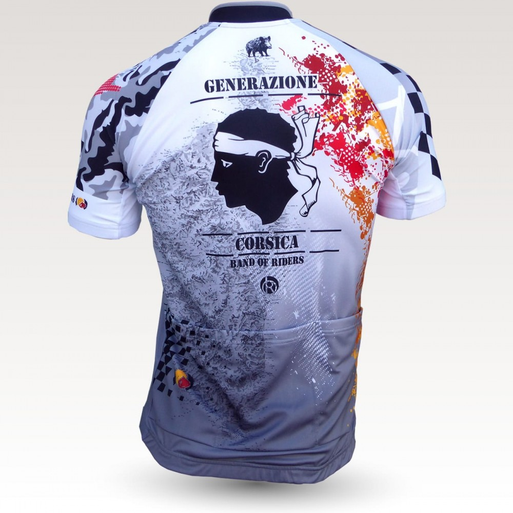 achat maillot cyclisme