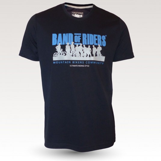 Tee normandy navy blue