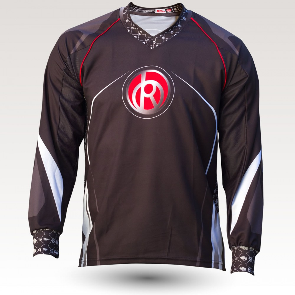 Dark Side is an Original Mountain Biking Jersey designed by Band of Riders. Long sleeve, technical fabric and most comfortable jersey for enduro and downhill cycling